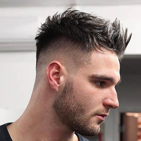 tóc nam cắt sát 2 bên - 4