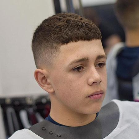 tóc nam cắt sát 2 bên - 5