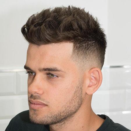 tóc nam cắt sát 2 bên - 8