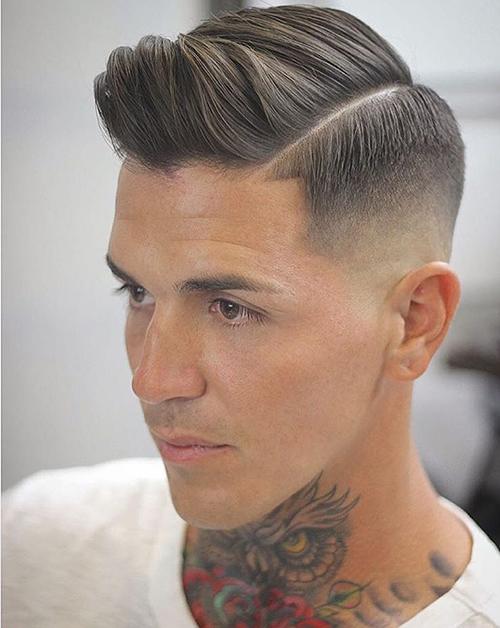 kiểu tóc undercut 2018 - 16