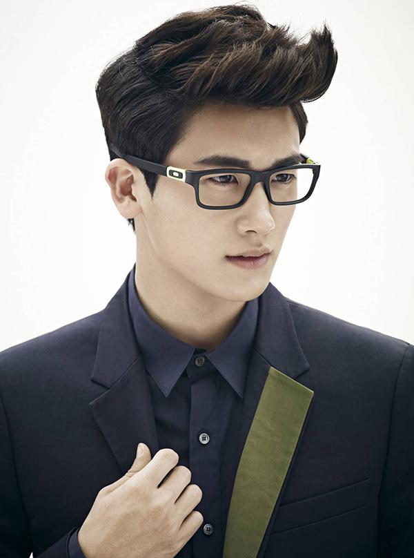 Kiểu tóc nam Hàn Quốc 2018 - 28