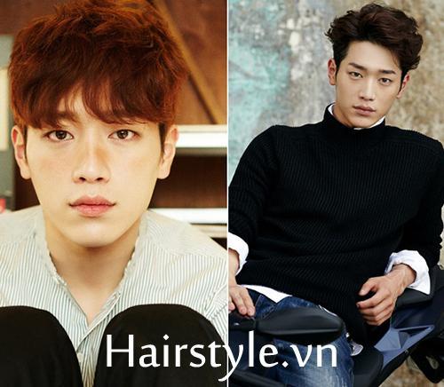 Kiểu tóc nam cho mặt dài 21