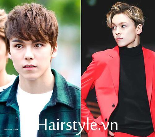 Kiểu tóc nam cho mặt dài 22