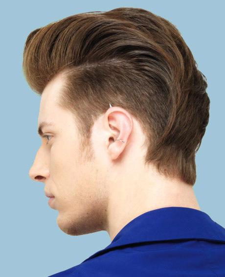 kiểu tóc nam cho mặt tròn 11