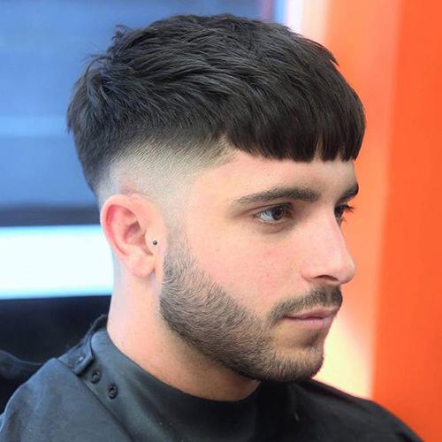 kiểu tóc nam cho mặt tròn 4