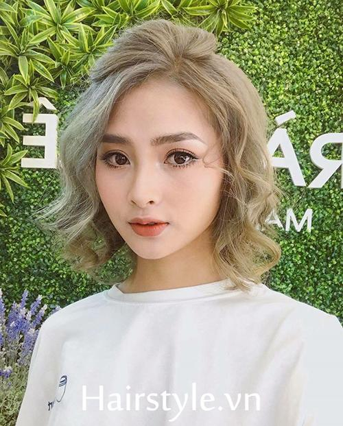 kiểu tóc ngắn cá tính 9