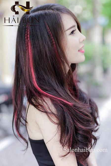 Tóc dài làm kiểu gì đẹp - 10
