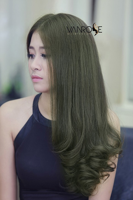 Tóc dài làm kiểu gì đẹp - 5