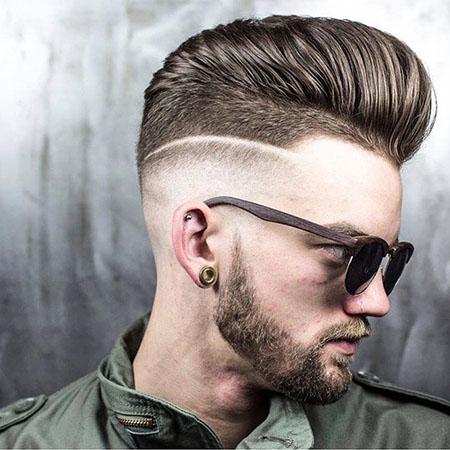 tóc nam cắt sát 2 bên - 6