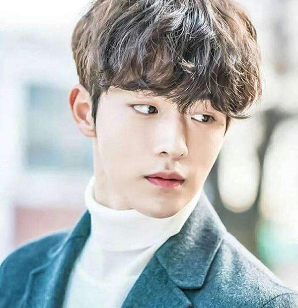 Kiểu tóc nam Hàn Quốc 2018 - 10