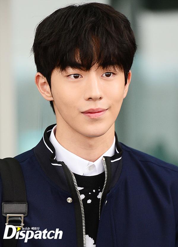 Kiểu tóc nam Hàn Quốc 2018 - 12
