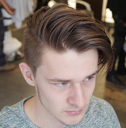 kiểu tóc undercut 2018 - 22