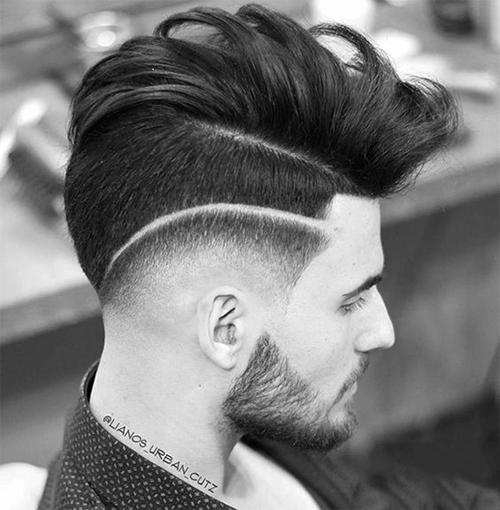 Kiểu tóc nam cho mặt dài 3