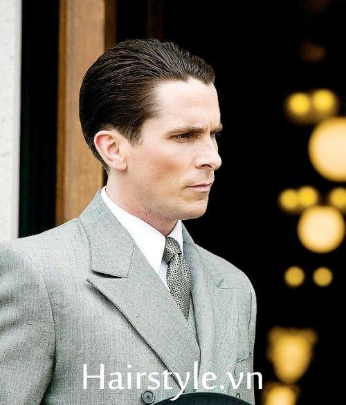 kiểu tóc nam cho mặt tròn 20
