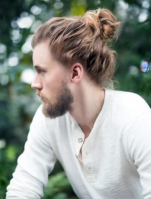 kiểu tóc nam cho mặt tròn 6