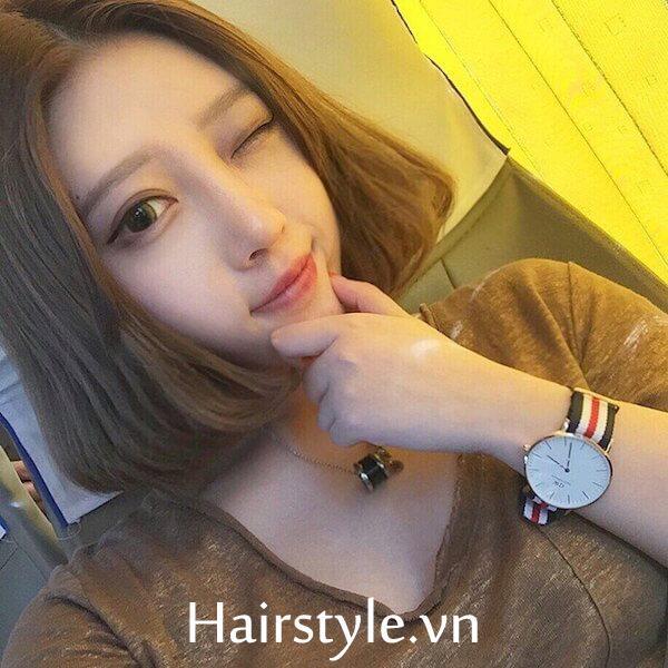 kiểu tóc ngắn cá tính 11