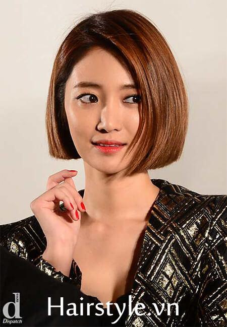 kiểu tóc ngắn cá tính 12