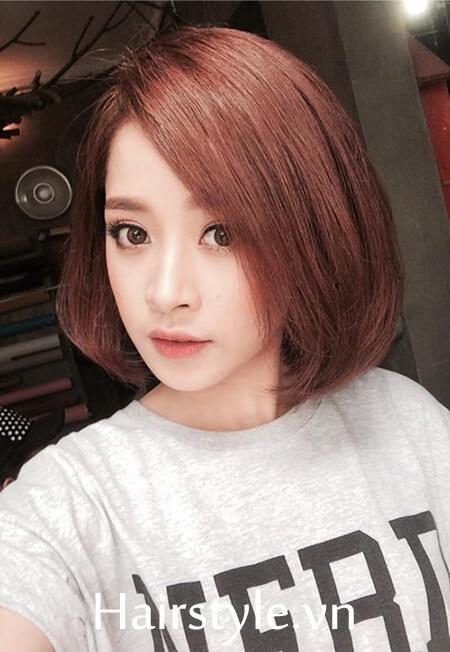 kiểu tóc ngắn cá tính 15