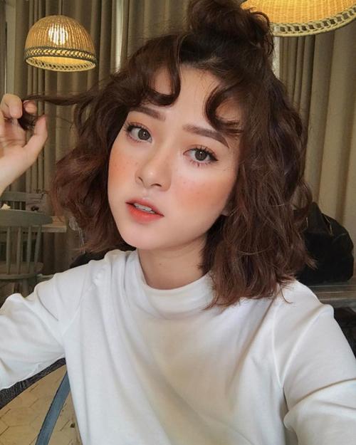 kiểu tóc ngắn cá tính 7