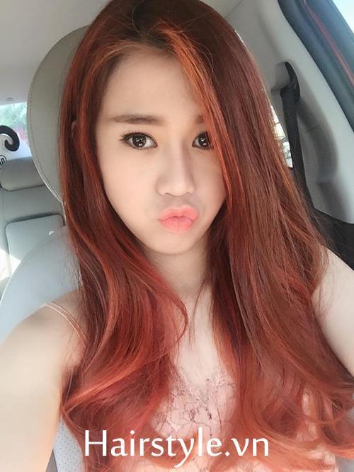 màu tóc đẹp 6